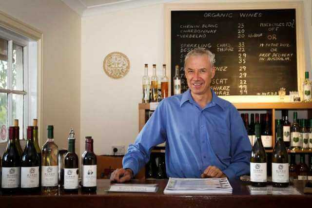Duncan Harris, Swan Valley Winemaker