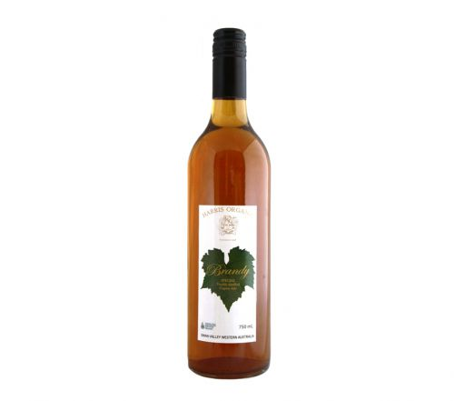 Organic Brandy - 750mL-3 years
