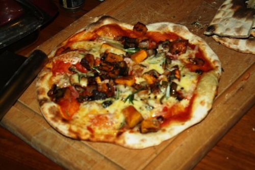 Pruning for Pizza - August 19